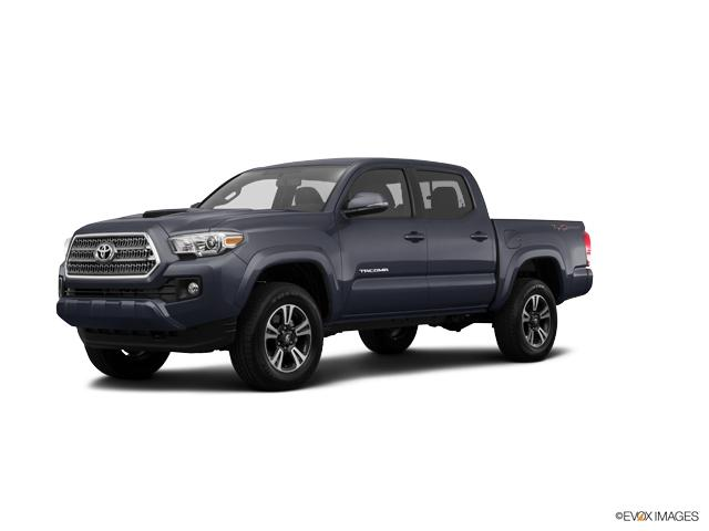 2017 Toyota Tacoma Vehicle Photo in Raleigh, NC 27609