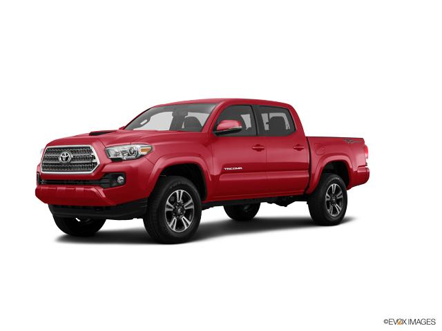 2017 Toyota Tacoma Vehicle Photo in Killeen, TX 76541
