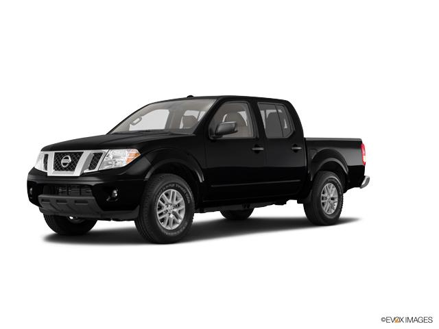 2017 Nissan Frontier Vehicle Photo in Casper, WY 82609