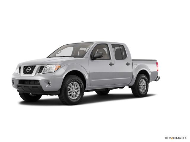 2017 Nissan Frontier Vehicle Photo in Pahrump, NV 89048