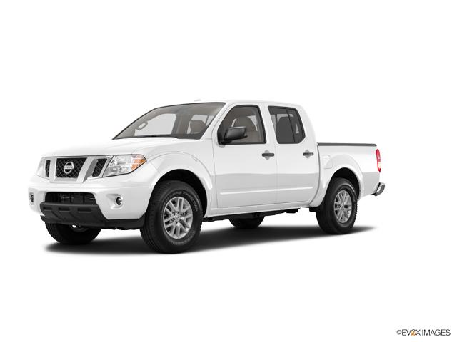 2017 Nissan Frontier Vehicle Photo in Midlothian, VA 23112