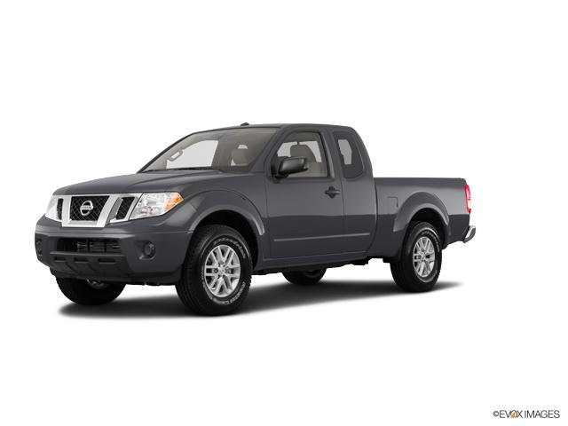 2017 Nissan Frontier Vehicle Photo in Beaufort, SC 29906