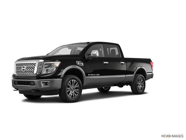 2017 Nissan Titan XD Vehicle Photo in Austin, TX 78759