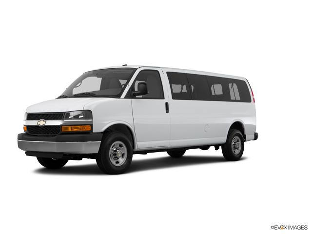 2017 Chevrolet Express Passenger Vehicle Photo in Baton Rouge, LA 70806