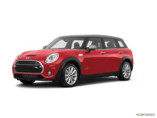 Used 2017 Red Mini Cooper S Clubman All4 For Sale At Lafontaine