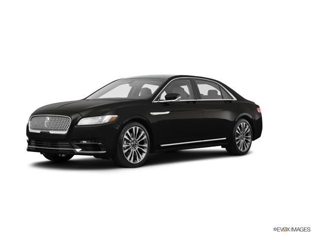 2017 LINCOLN Continental Vehicle Photo in Colorado Springs, CO 80920