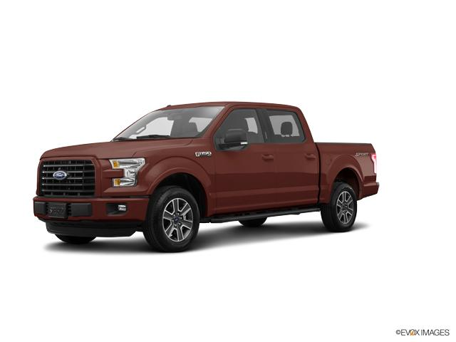 2017 Ford F-150 Vehicle Photo in Baton Rouge, LA 70806