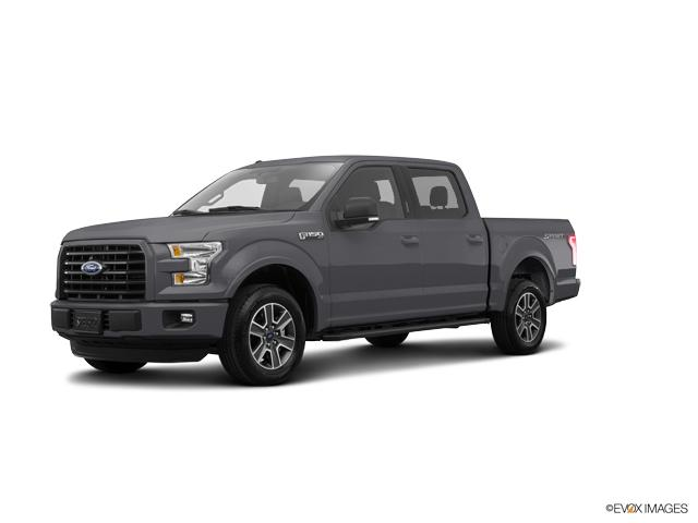 2017 Ford F-150 Vehicle Photo in Enid, OK 73703
