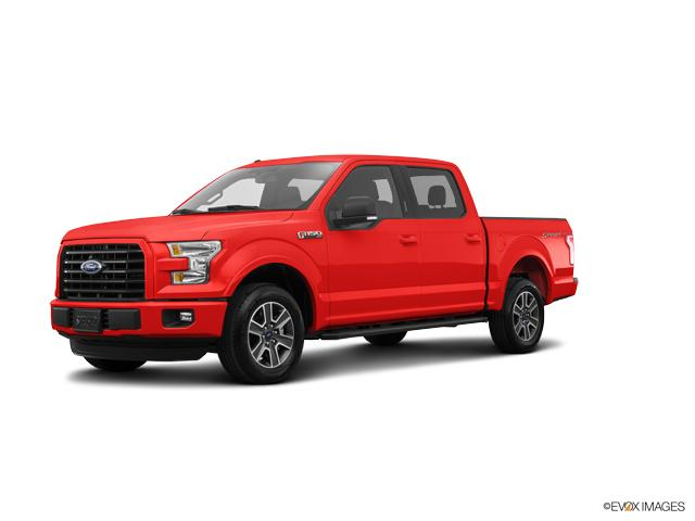 2017 Ford F-150 Vehicle Photo in Riverside, CA 92504