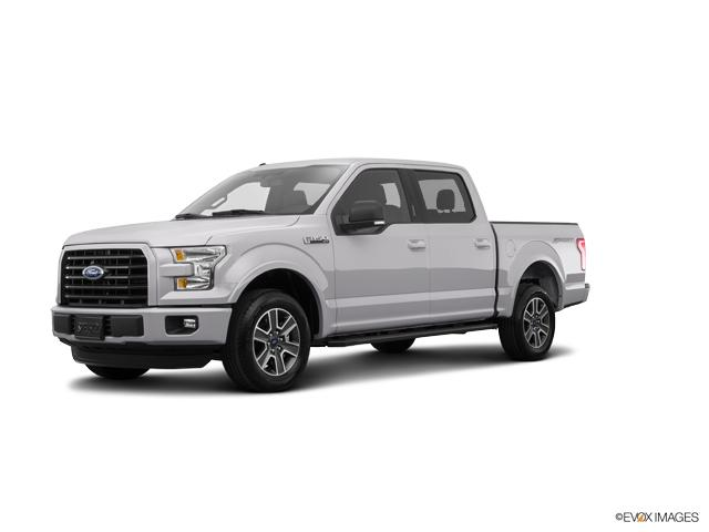 2017 Ford F-150 Vehicle Photo in Gainesville, GA 30504