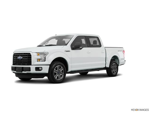 2017 Ford F-150 Vehicle Photo in Tallahassee, FL 32308