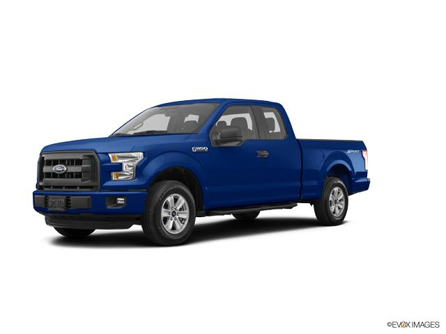2017 Ford F-150 Vehicle Photo in Colorado Springs, CO 80920