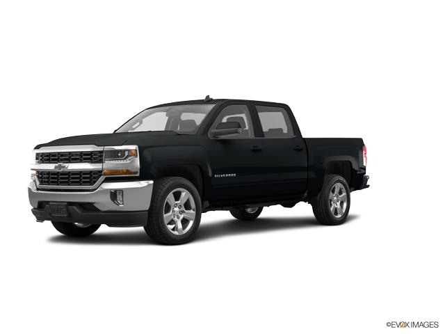 2017 Chevrolet Silverado 1500 Vehicle Photo in Odessa, TX 79762