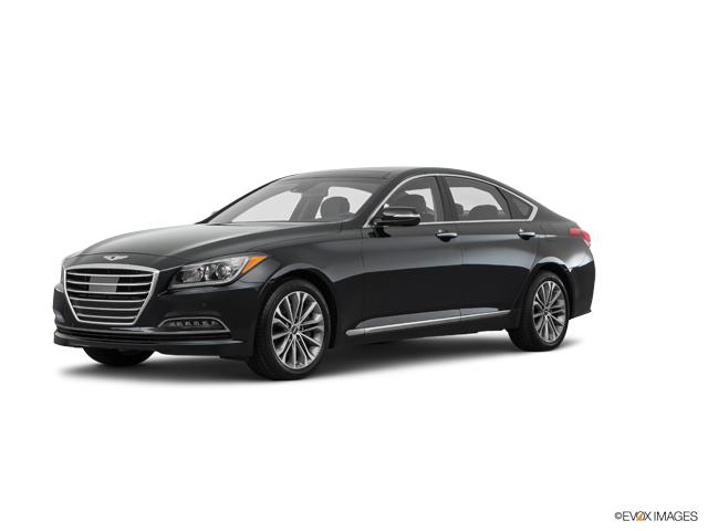 2017 Genesis G80 Vehicle Photo in Tallahassee, FL 32308