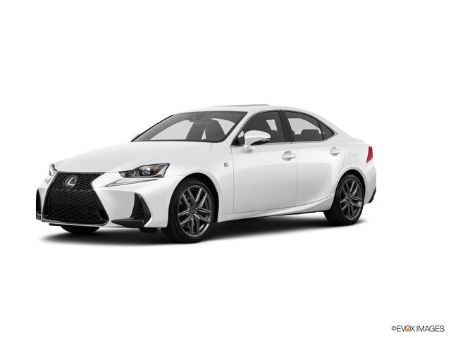 2017 Lexus IS Turbo Vehicle Photo in Fort Worth, TX 76132