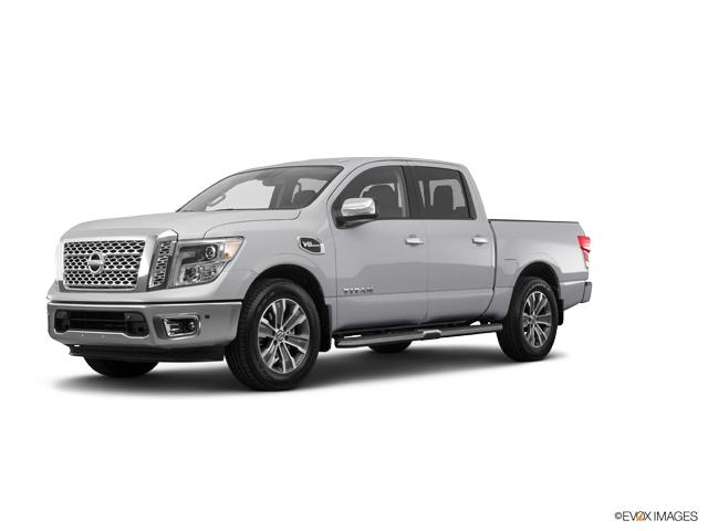2017 Nissan Titan Vehicle Photo in Annapolis, MD 21401
