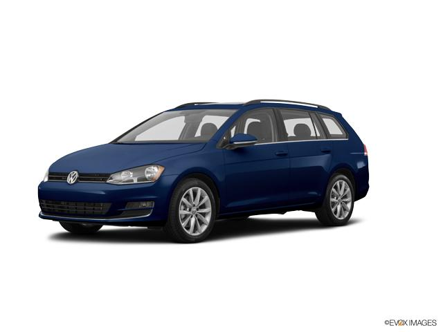 2017 Volkswagen Golf SportWagen Vehicle Photo in Queensbury, NY 12804