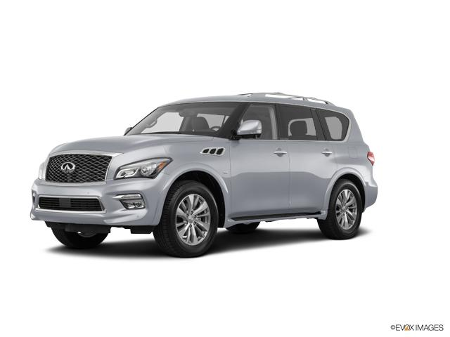2017 INFINITI QX80 Vehicle Photo in Colma, CA 94014