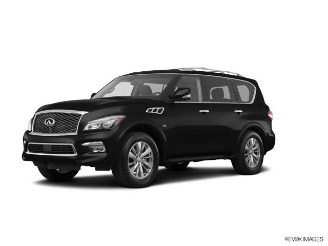 2017 INFINITI QX80 Vehicle Photo in Akron, OH 44320