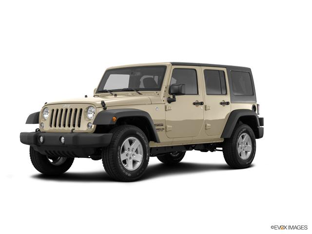 2017 Jeep Wrangler Unlimited Vehicle Photo in Salem, VA 24153