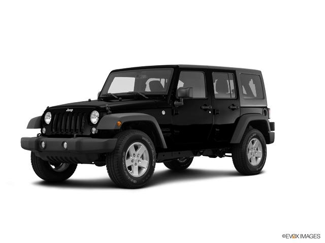 2017 Jeep Wrangler Unlimited Vehicle Photo in Joliet, IL 60435