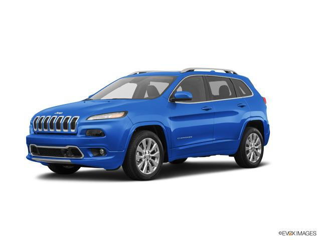 2017 Jeep Cherokee Vehicle Photo in Triadelphia, WV 26059