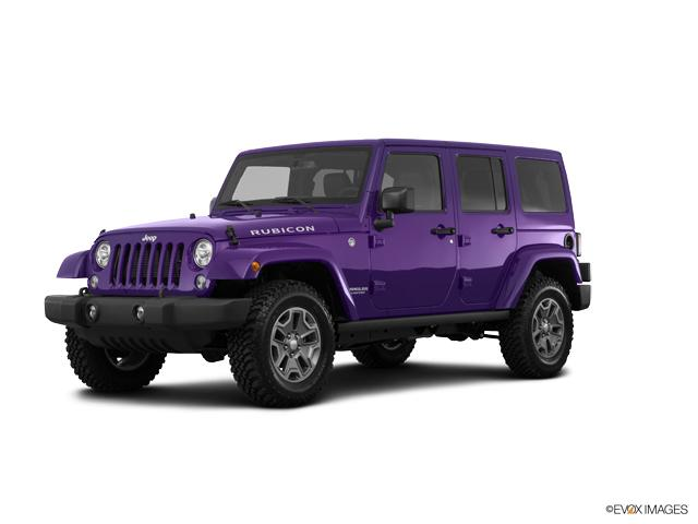 2017 Jeep Wrangler Unlimited Vehicle Photo in Midland, TX 79703