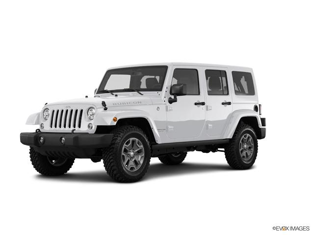 2017 Jeep Wrangler Unlimited Vehicle Photo in Bowie, MD 20716