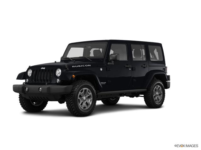 Pre Owned 2017 Jeep Wrangler Unlimited Rubicon 4x4