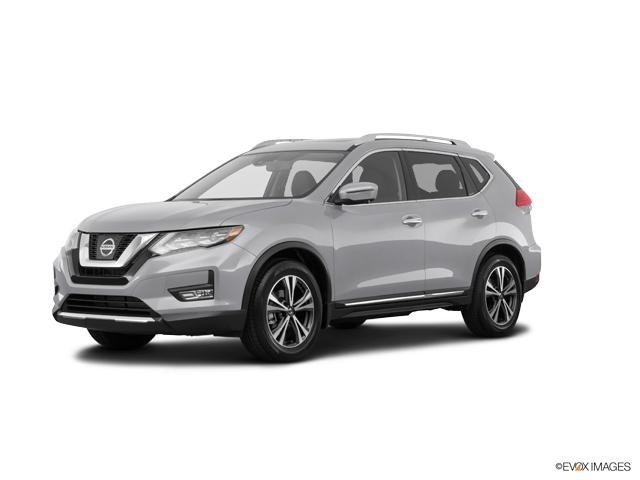 2017 Nissan Rogue Vehicle Photo In Little Rock Ar 72209