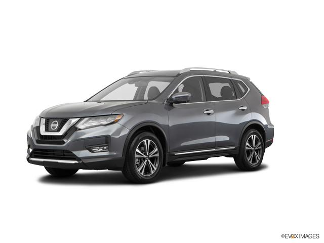 2017 Nissan Rogue Vehicle Photo in Tulsa, OK 74133