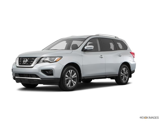 2017 Nissan Pathfinder Vehicle Photo in Houston, TX 77074