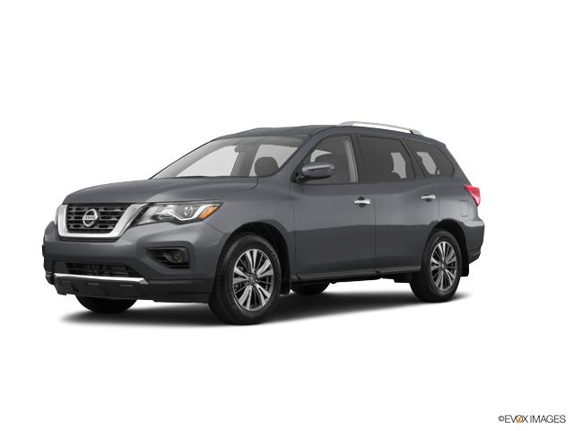2017 Nissan Pathfinder Vehicle Photo in McAllen, TX 78501