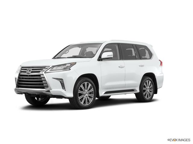 2017 Lexus LX 570 Vehicle Photo in Oxnard, CA 93036