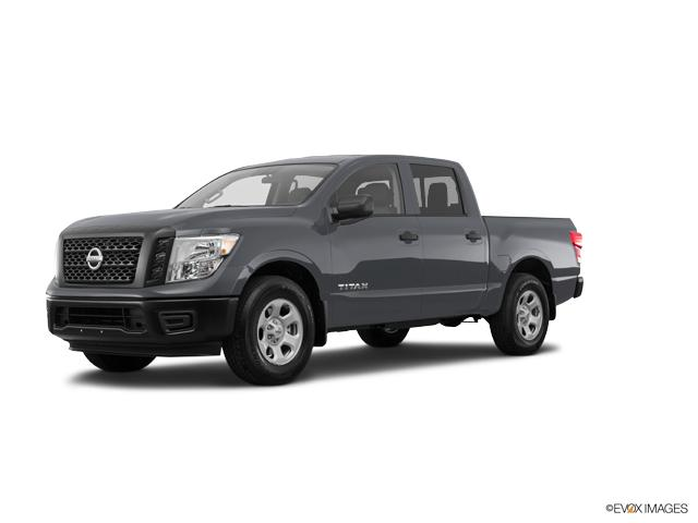 2017 Nissan Titan Vehicle Photo in Colorado Springs, CO 80920