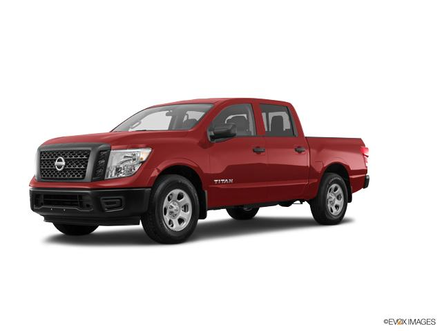 2017 Nissan Titan Vehicle Photo In Morrow, GA 30260