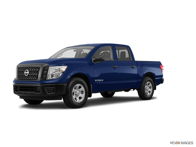 2017 Nissan Titan Vehicle Photo in Newark, DE 19711