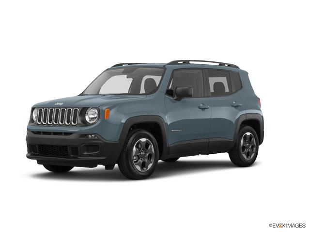 2017 Jeep Renegade Vehicle Photo in San Angelo, TX 76903