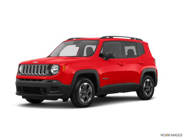 2017 Jeep Renegade Vehicle Photo in Pahrump, NV 89048