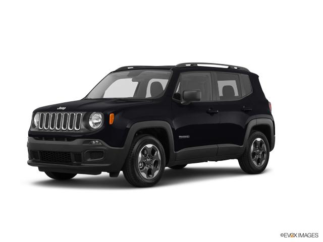 Black Jeep Renegade >> Huntersville Black 2017 Jeep Renegade Used Suv For Sale 40578x