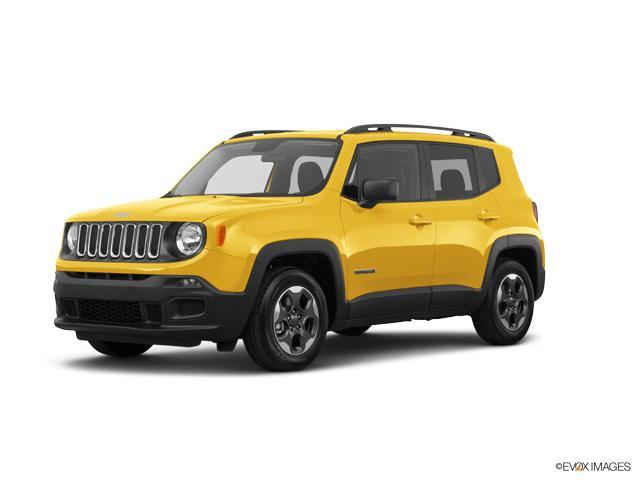 2017 Jeep Renegade Vehicle Photo in Twin Falls, ID 83301