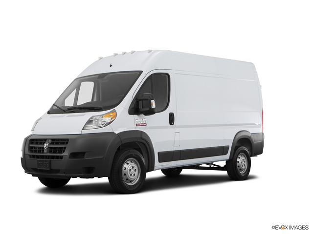 2017 Ram ProMaster Cargo Van Vehicle Photo in Winnsboro, SC 29180