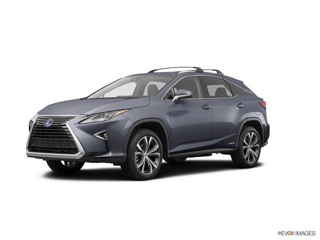 2017 Lexus RX 450h Vehicle Photo in Modesto, CA 95356