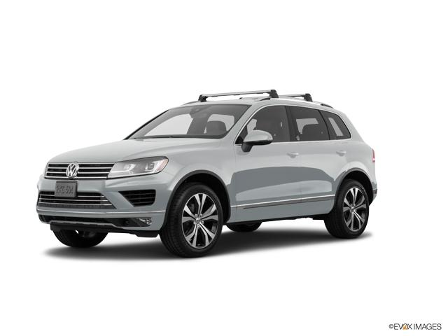 2017 Volkswagen Touareg Vehicle Photo in Bend, OR 97701