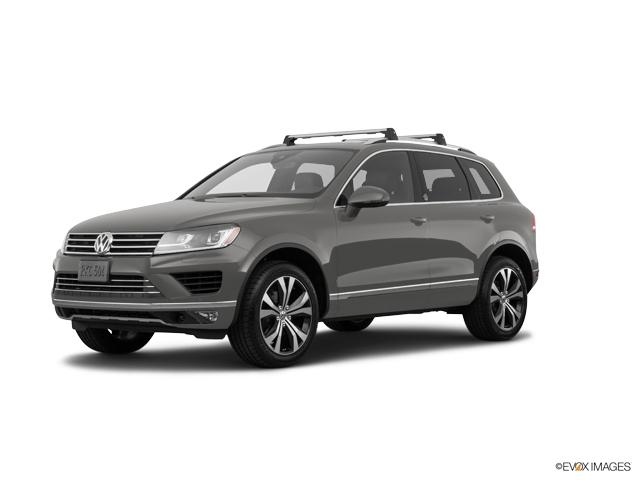 2017 Volkswagen Touareg Vehicle Photo in Chapel Hill, NC 27514