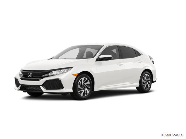 2017 Honda Civic Hatchback Vehicle Photo in Augusta, GA 30907