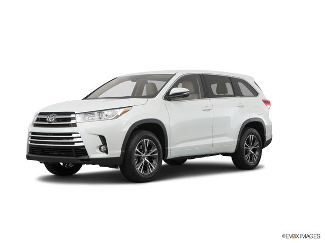 2017 Toyota Highlander Vehicle Photo in Decatur, IL 62526