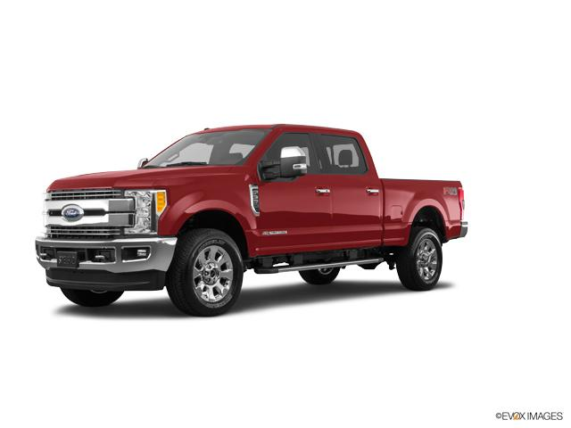 2017 Ford Super Duty F-350 SRW Vehicle Photo in Enid, OK 73703