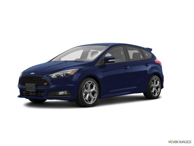 2017 Ford Focus Vehicle Photo in Peoria, IL 61615