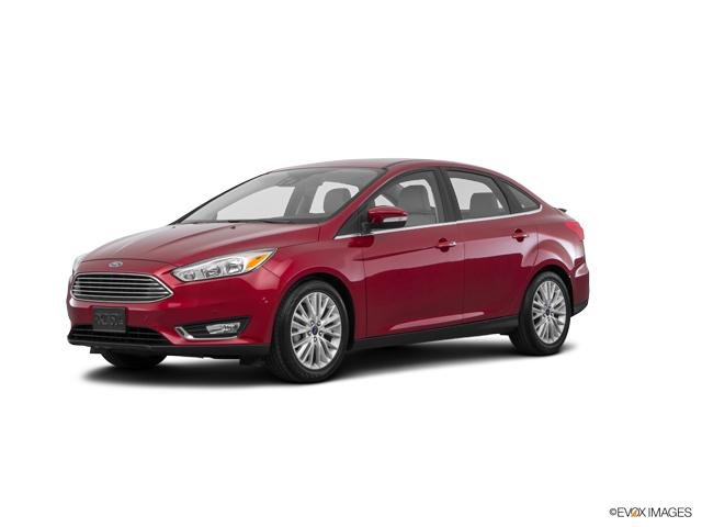 2017 Ford Focus Vehicle Photo in Midland, TX 79703